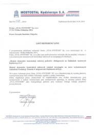 Mostostal Kędzierzyn S. A.